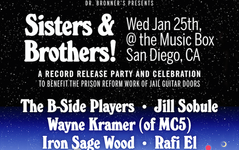 Dr. Bronner's Sisters and Brothers - San Diego