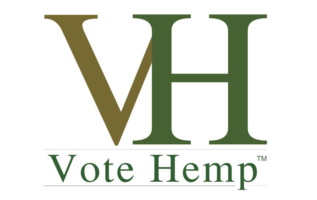 Vote Hemp logo