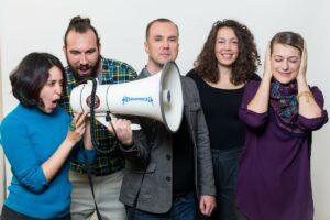 photo of current Movement Media staff