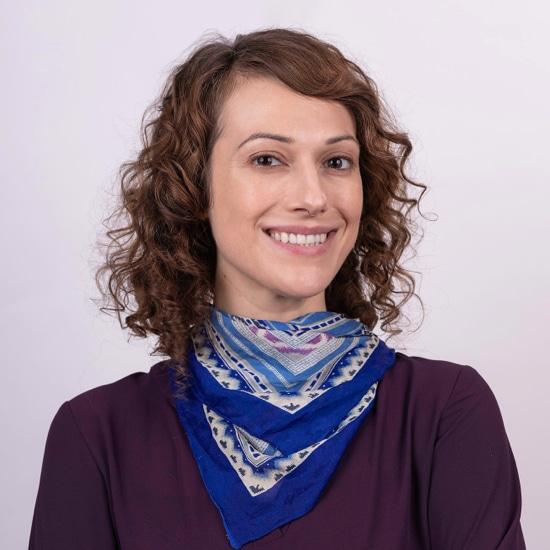 Lauren Berlekamp headshot